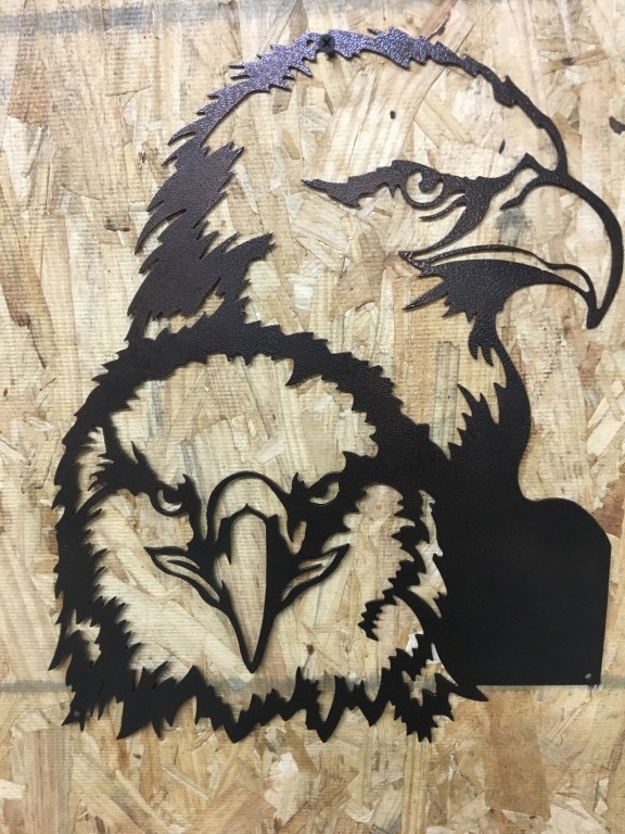 CNC PLASMA WALL ART