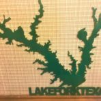 Lake Fork Texas CNC Sign